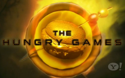 HUNGRY GAMES homepage